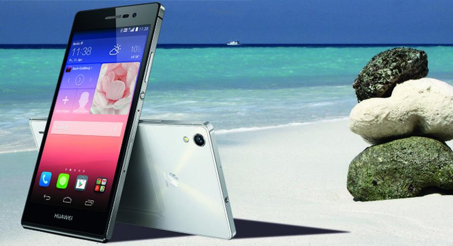 Huawei Ascend P7: Flaggschiff-Smartphone für 419 Euro UVP