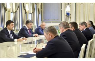 Balcerowicz doradcą prezydenta Poroszenki w rządzie Ukrainy