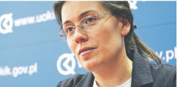 Małgorzata Krasnodębska-Tomkiel, prezes Urzędu Ochrony Konkurencji i Konsumentów, doktor nauk prawnych