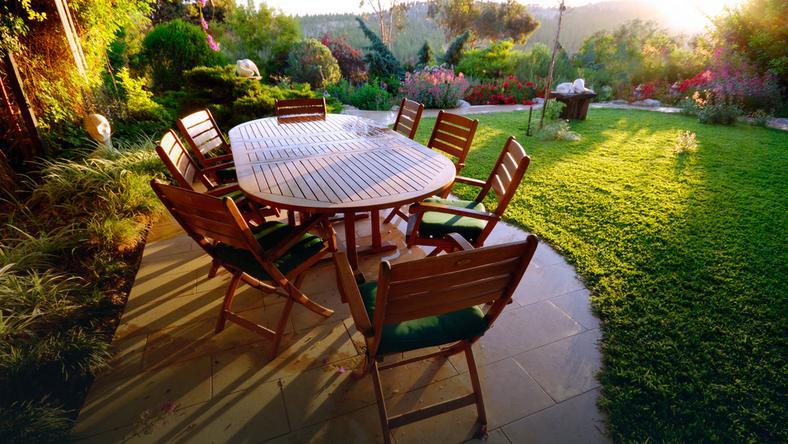 Jak Wybrać Meble Do Ogrodu Na Balkon Lub Taras Dom