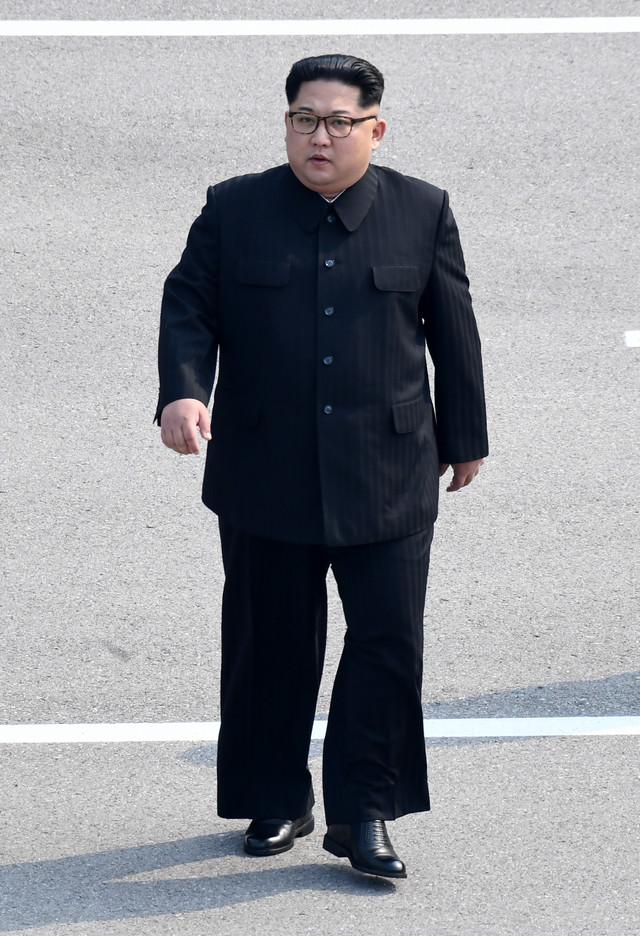 Kim Džon Un