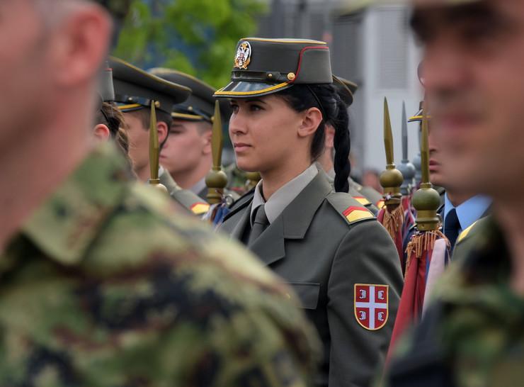 Vojna parada u Zrenjaninu