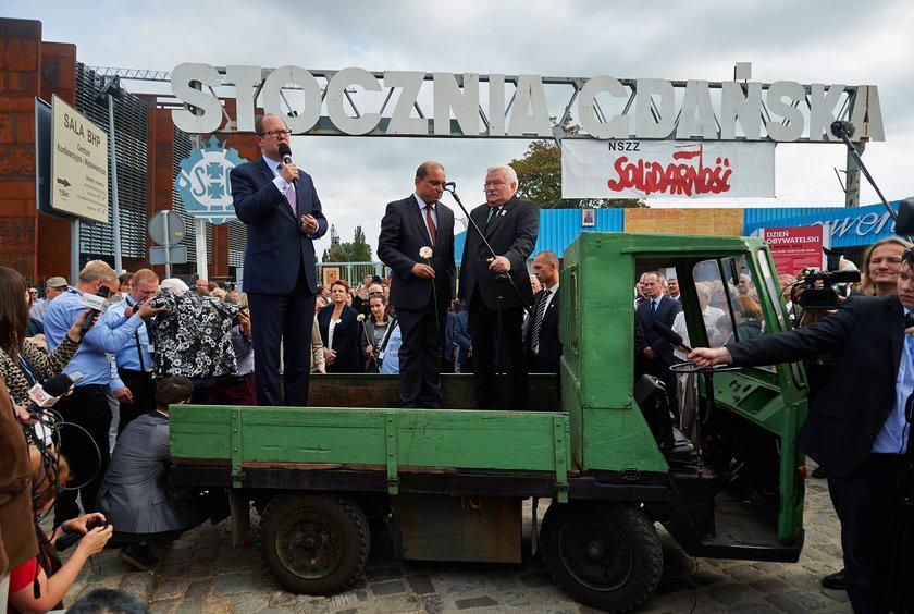 Mieszkańcy o Adamowiczu: Zostawił nam nowoczesny Gdańsk