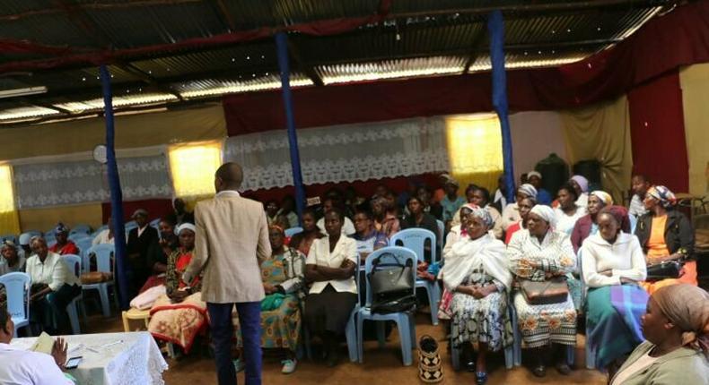 Everyone can fall into temptation - Molo MP Kuria Kimani confesses drinking problem