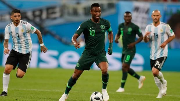 Mikel Obi has not been a sore miss for the Super Eagles of Nigeria (Getty Images)