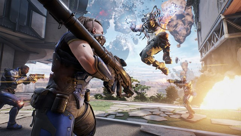 LawBreakers – gra trafi na PS4. Zabraknie funkcji Cross-Play z PC