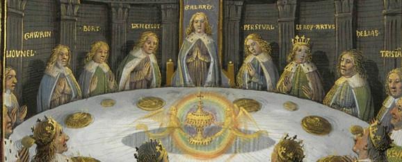 Vitezovi okruglog stola u Kamelotu