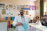 Luka Maksimovic Beli, Glasanje, Izbori 2017