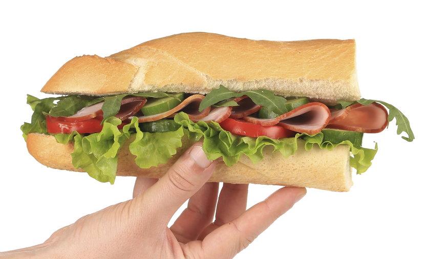 sandwich, kanapka