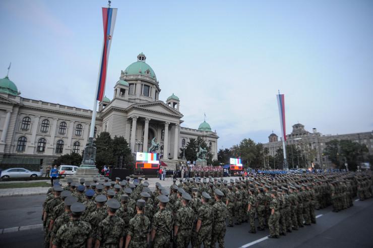 Najmlađi oficiri Vojske Srbije