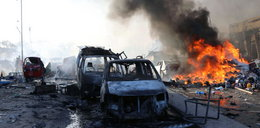 Potworny zamach w Mogadiszu. Zginęło ponad 270 osób