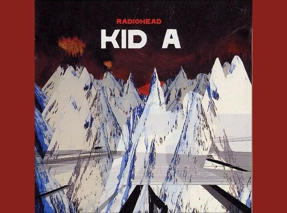 "Radiohead ""Kid A"""