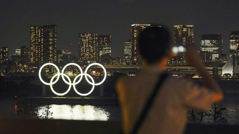 Symbol igrzysk w Tokio