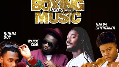 Burna Boy, Wande Coal, Teni, Daddy Showkey live at GOtv Boxing Night 17