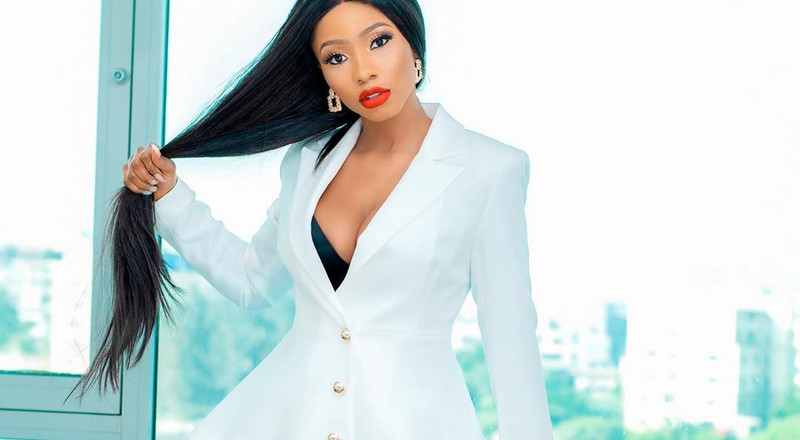 3 Times Mercy Eke rocked power suits with sass