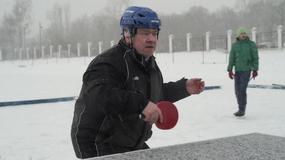 Ping-pong na lodzie - nowa dyscyplina sportowa w Rosji