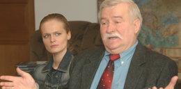 Wałęsa ocalił córkę przed więzieniem