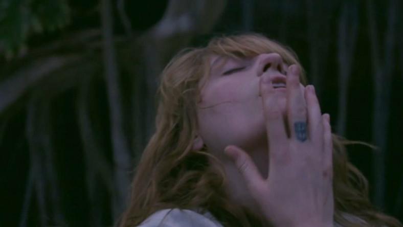 Florence Welch tańczy z sobowtórem