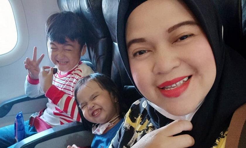 Na pokładzie samolotu, który rozbił się w Indonezji było 10 dzieci
