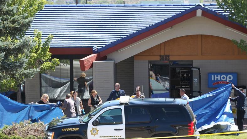 Strzelanina w Carson City