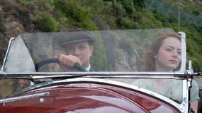 Colin Firth i Emma Stone na zdjęciu z nowego filmu Woody'ego Allena