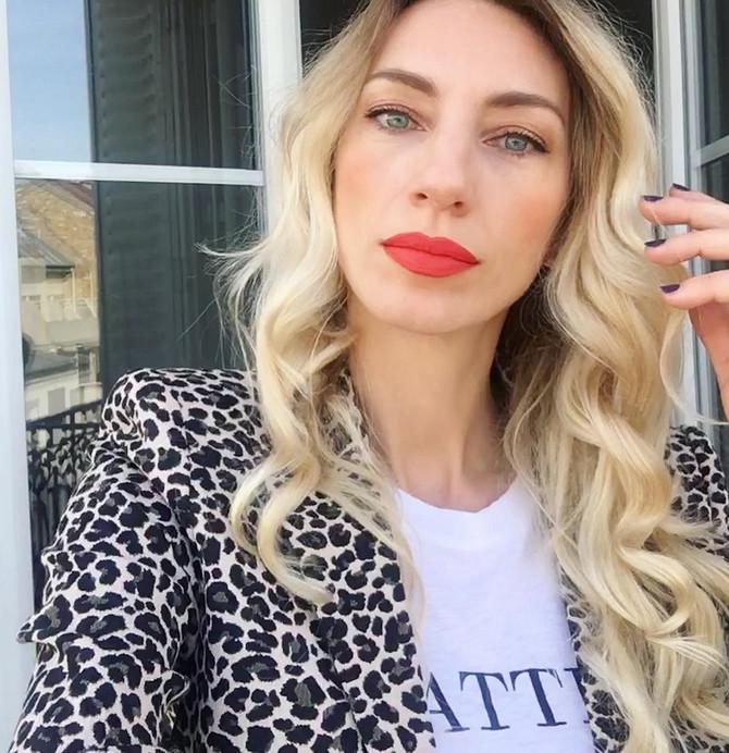 Ana Stanić: našminkana