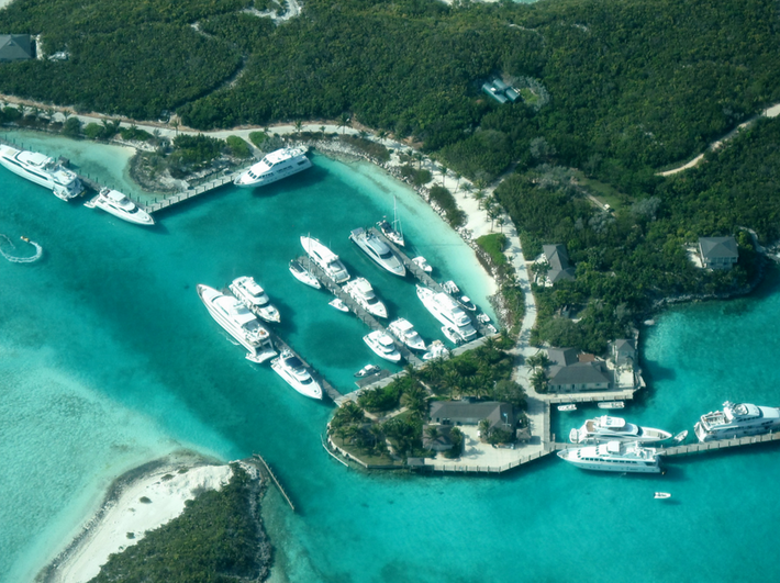 Sampson Cay
