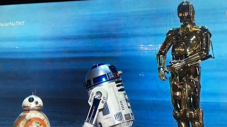 BB-8, R2D2 i C-3PO dostały misję specjalną