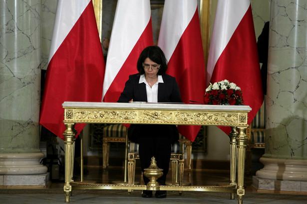 Anna Streżyńska Fot . Slawomir Kaminski / Agencja Gazeta