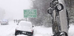 Zima paraliżuje Stany. ZDJĘCIA