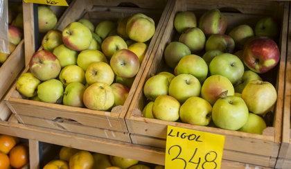 Ceny jabłek w górę. A prognozy są fatalne