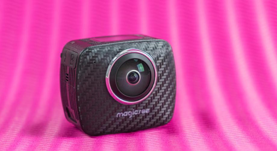 Magicsee P3 360: No-Name-360-Grad-Kamera im Test