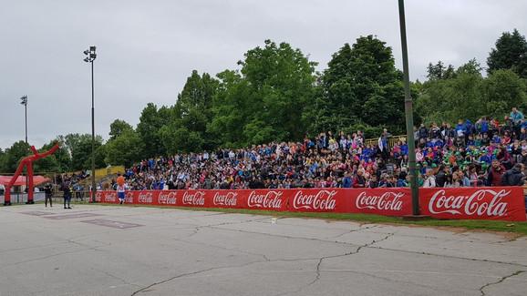 Karavan Sportskih igara mladih je obišao Pančevo i Valjevo