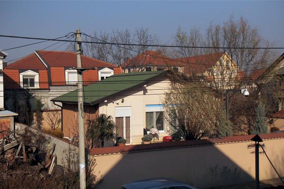 Kuća ubojenog Gorana Todorovića sa video nadzorom
