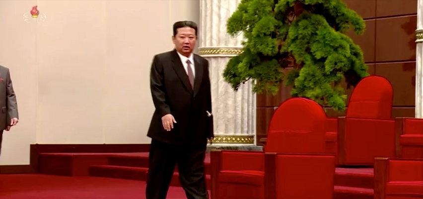 Kim Dzong Un ma sobowtóra? Koreański wywiad komentuje