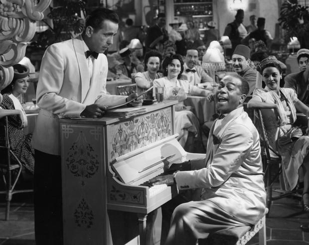 """Casablanca"" - kadr z filmu"