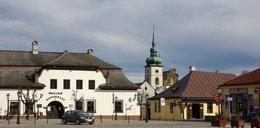 Stary Sącz zmienia miejski herb