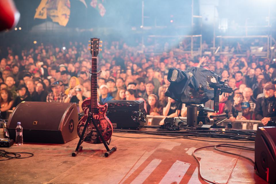 Przystanek Woodstock 2017 (fot. Grzegorz Adamek/WOŚP)