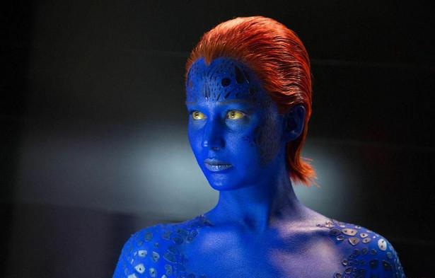 """X-Men: Days of Future Past"" Jennifer Lawrence"