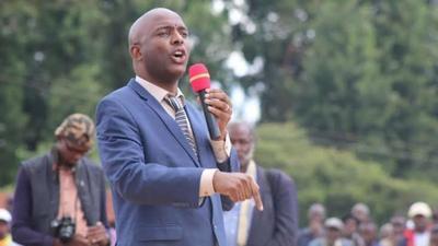 Irungu Kang'ata headlines DP Ruto's event in Kiambu days after ouster as Chief Whip