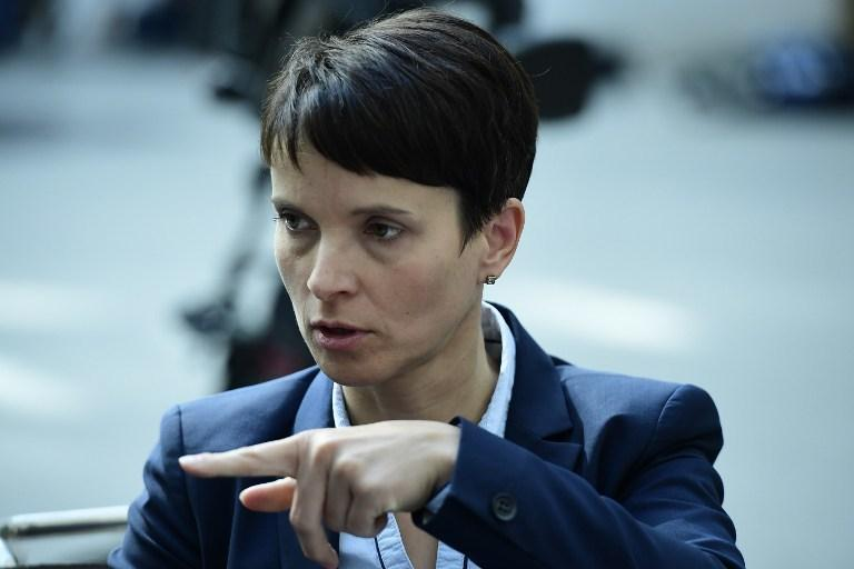 2. Frauke Petry