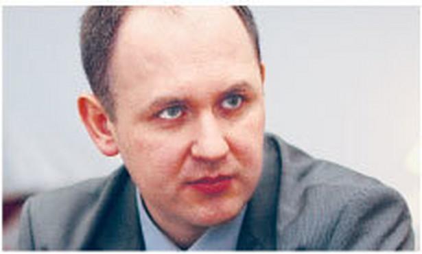 Jacek Sadowy, prezes Urzędu Zamówień Publicznych Fot. Marek Matusiak