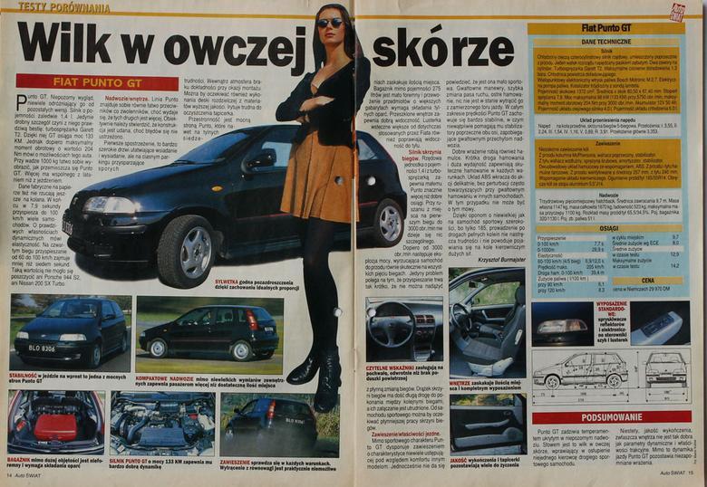 Archiwalne wydanie Auto Świata