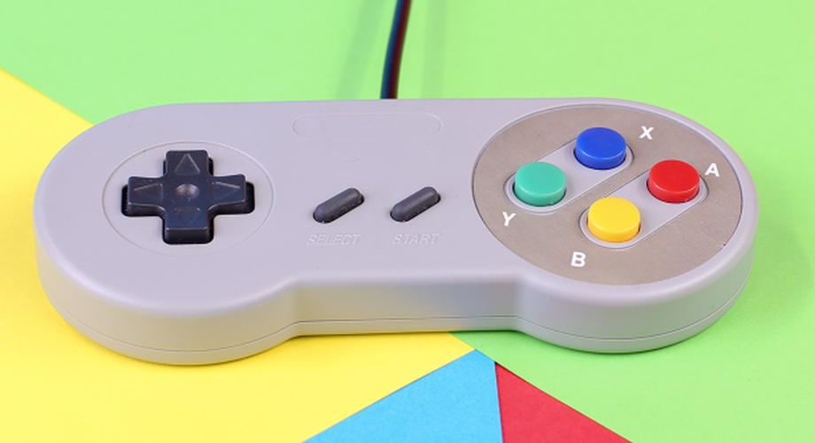 SNES-Gamepad-Klon im Test: Billig und ungenau