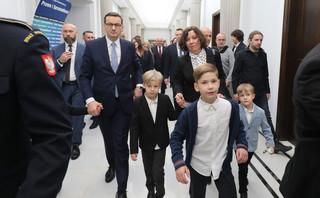 Twarz premiera-bankstera, koncert życzeń, propaganda. Opozycja ocenia expose Mateusza Morawieckiego