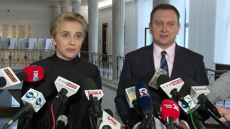 Joanna Schreuring-Wielgus i Tomasz Trela