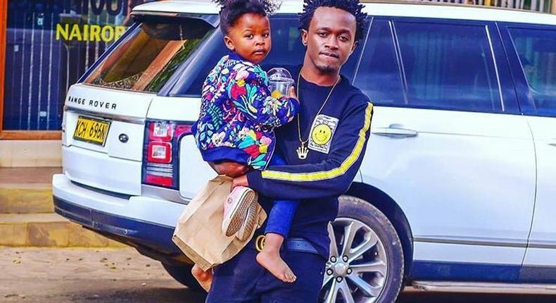 Bahati to his wife Diana Marua: I miss you at home