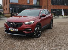 Opel Grandland X 1.5 diesel - Robert testuje
