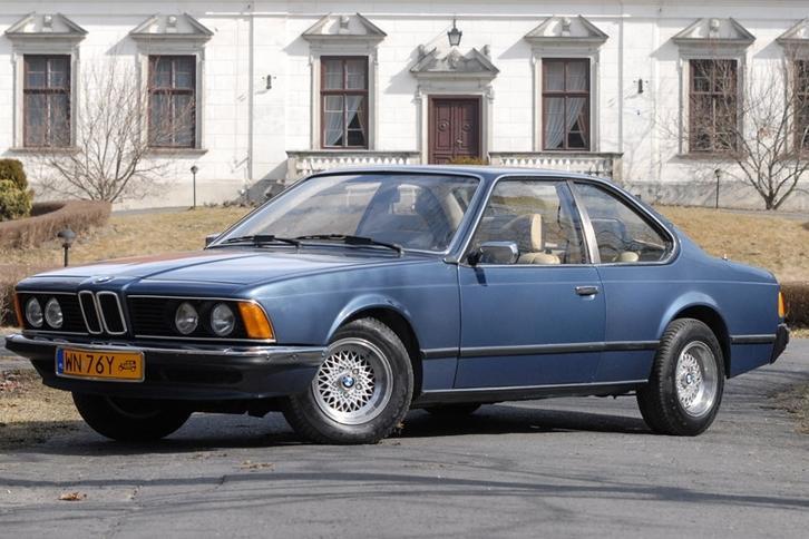 Topnotch Wszystko o BMW E24 UJ74