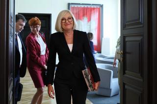 Kopcińska: W przyszłym roku fundusz wynagrodzeń dla samej budżetówki wzrośnie o ok. 2,4 mld zł